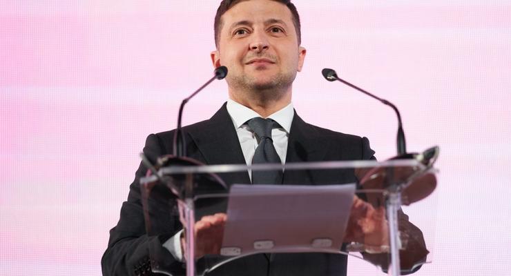 Зеленский обещает погасить 650 млн грн долгов перед шахтерами