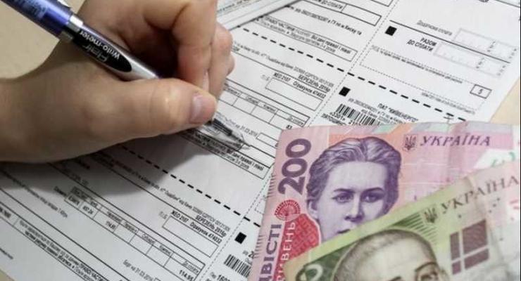В марте киевляне получат платежки за коммуналку нового образца