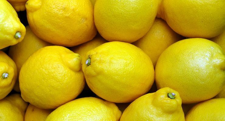 В Украине взлетели цены на лимон