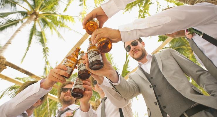 Пива в Украине производят меньше, а водки - больше