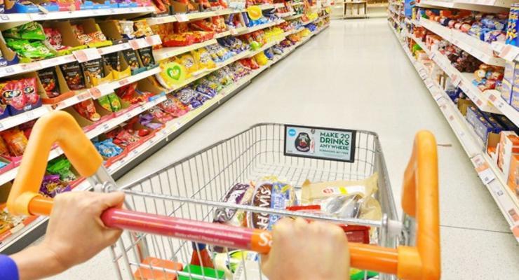 Спрос на продукты стремительно падает