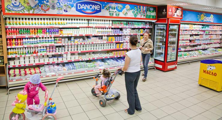 Как изменились цены в супермаркетах