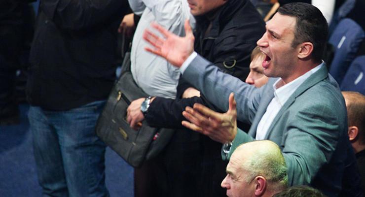Кличко подсчитал убытки Киева из-за карантина