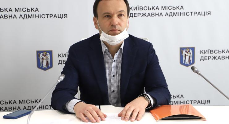 В Киеве полностью завершился отопительный сезон