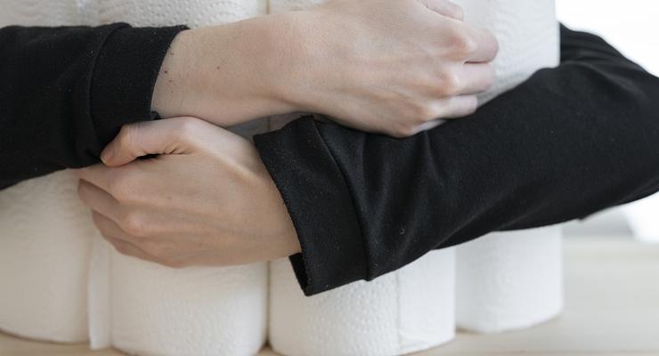 В Украине выросло производство туалетной бумаги