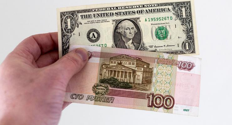 Курс рубля может значительно упасть