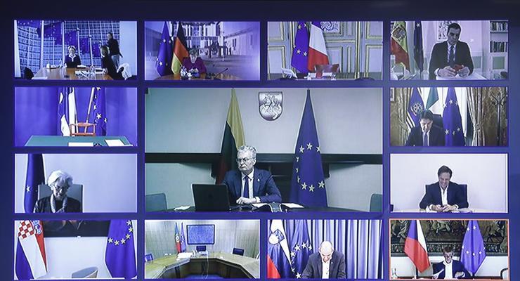 Европейские лидеры договорились о сумме Фонда спасения, но не решили, возвращать ли ее