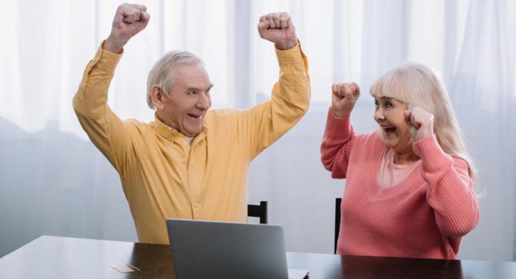 В Украине вырос средний размер пенсий