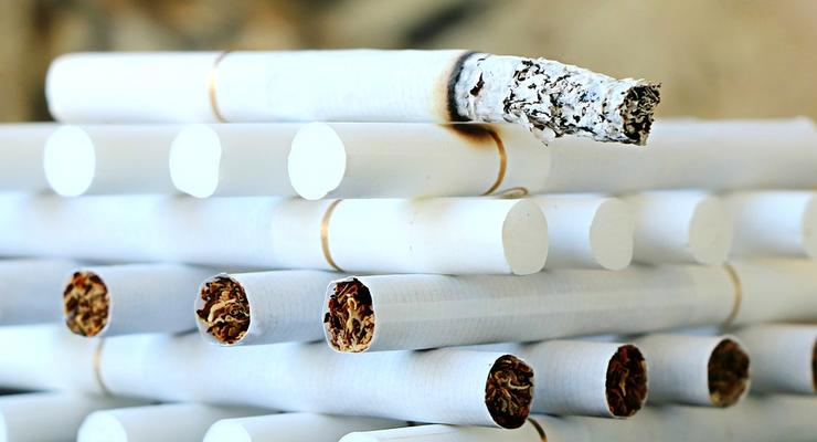 Карантин ударил по рынку сигарет в Украине