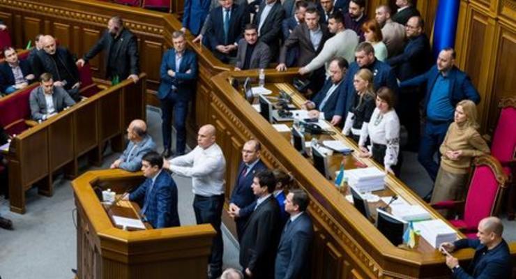 Рада поддержала освобождение ФЛП от ЕСВ за май
