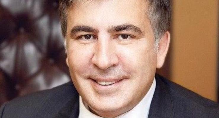 Саакашвили попросил совет у украинцев касаемо закона о налогах