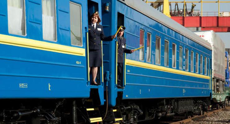 За три дня украинцы приобрели 21 тыс билетов на поезда