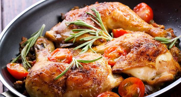 За год курятина в Украине подешевела на 13,5%
