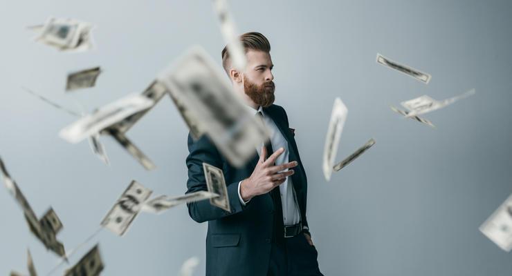 Украинцы нарастили гривневые депозиты в банках