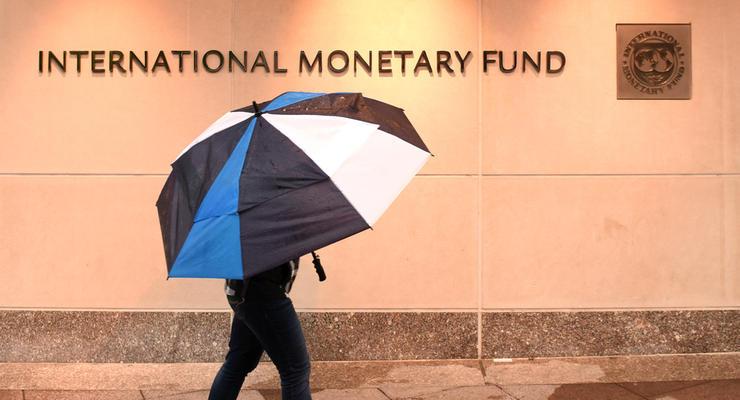 МВФ сегодня рассмотрит кредитную программу для Украины