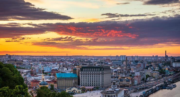 Киев признан дорогим городом для эмигрантов