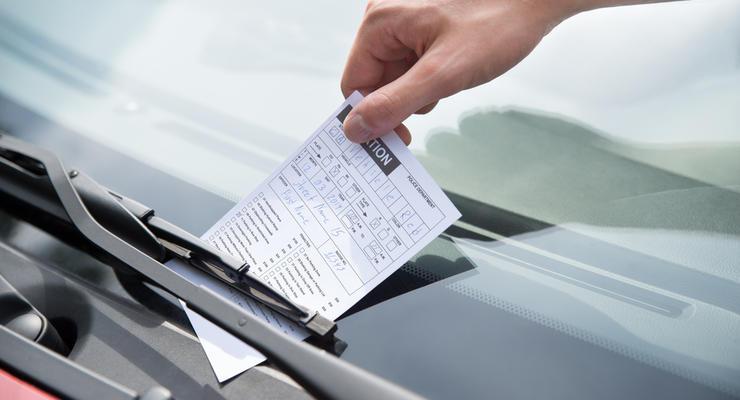 В Украине ужесточат штрафы для водителей: Цифры