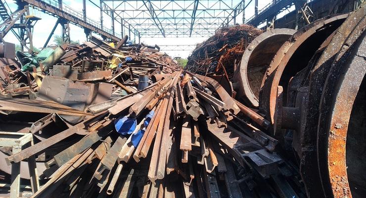 """Член наблюдательного совета """"Укрзализныци"""" остановил тендеры компании по реализации металлолома"""