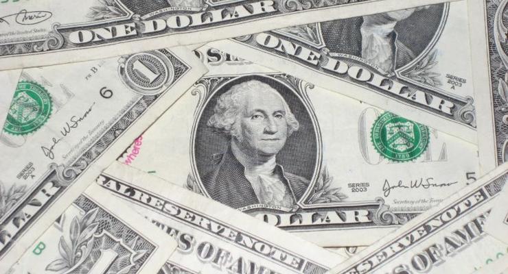 Международные валютные резервы Украины вышли на рекордный уровень