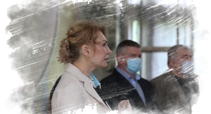 Глава ЦОЗ Белинская готовит дерибан больниц Укрзализныци, - СМИ