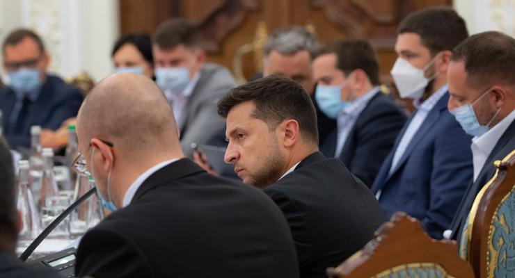 Зеленский пообещал МВФ до конца недели представить нового главу НБУ