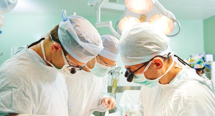 Кабмин утвердил тарифы на трансплантацию органов: Что сколько стоит
