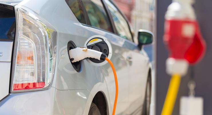 В Украине насчитывается уже более 20 тысяч электромобилей