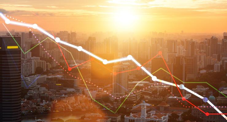 Прогноз падения ВВП Украины ухудшился - НБУ