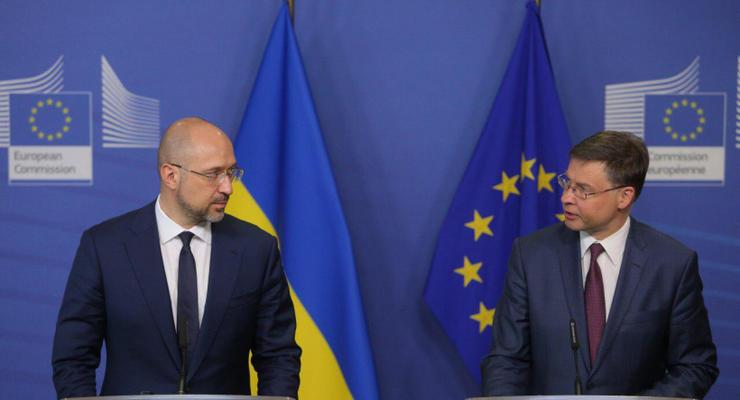 Известны условия, при которых Украина получит 600 млн евро от ЕС - СМИ