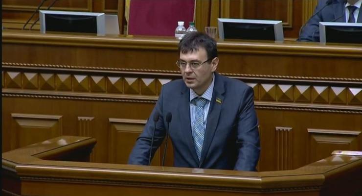 Глава финкомитета Рады Гетманцев подхватил коронавирус