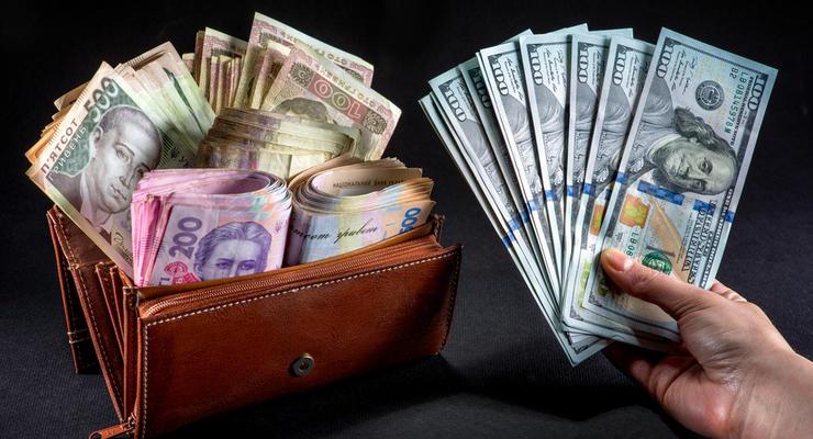 Курс валют на 30.07.2020: Гривна снова немного просела