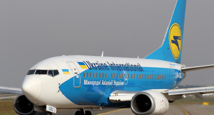 МАУ отменила авиарейсы в Европу до сентября