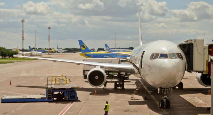 Украэрорух: В июле 2020 в Украине критически упал авиатрафик