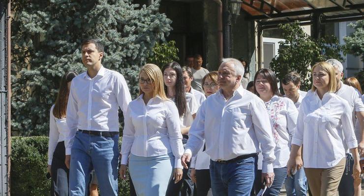 ''Батькивщина'' делает ставку на профессионалов: кандидатом в мэры Киева будет Кучеренко