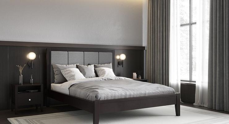 Двуспальная кровать: секреты выбора идеальной модели