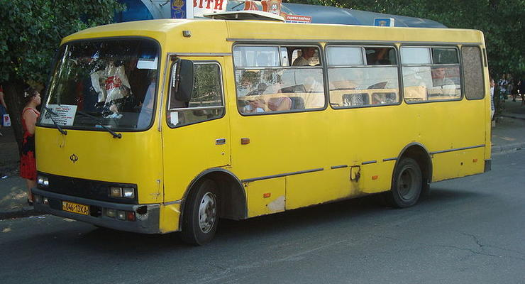 В Киеве подорожает проезд в маршрутках: Названа причина