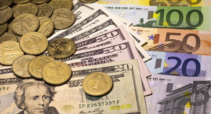 Курс валют на 20.08.2020: Гривна покатилась вниз, доллар и евро усилились