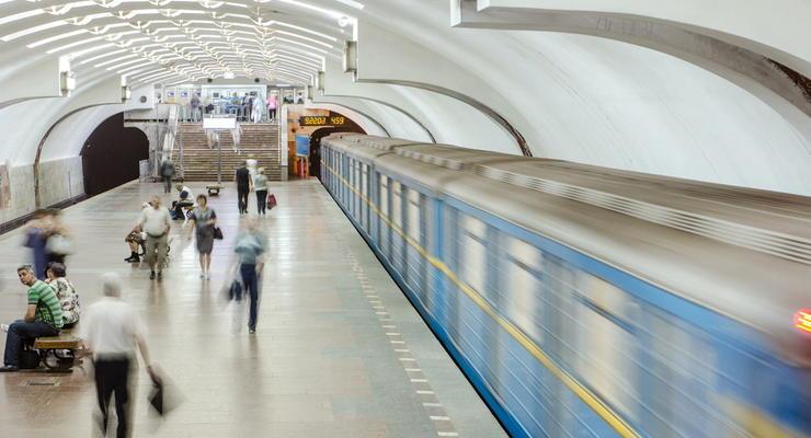 В Украине упал объем пассажирских перевозок