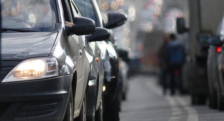 В Киеве за август водители заплатили штрафов на 2 млн грн