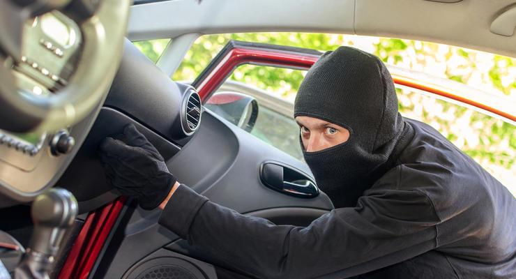 Рада ужесточила наказание за угон автомобилей