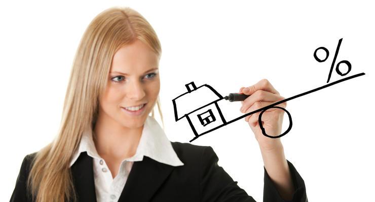 Украинцы получили дешевой ипотеки почти на 400 млн грн