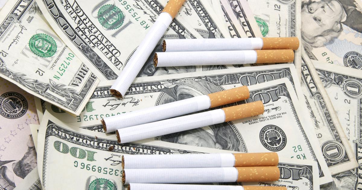 Табачные изделия кто плательщики сигареты купить kiss