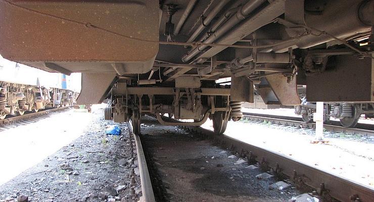 Причины аварий на железной дороге – старые вагоны