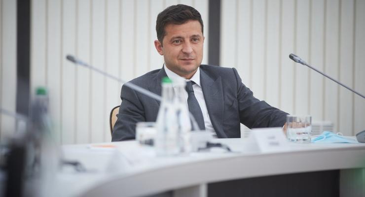 Зеленский подписал закон о получении кредита в 1,2 млрд евро от Евросоюза