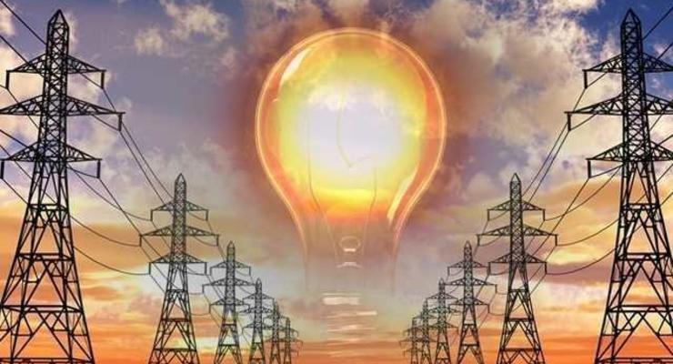 Электроэнергия в Украине продолжает дорожать
