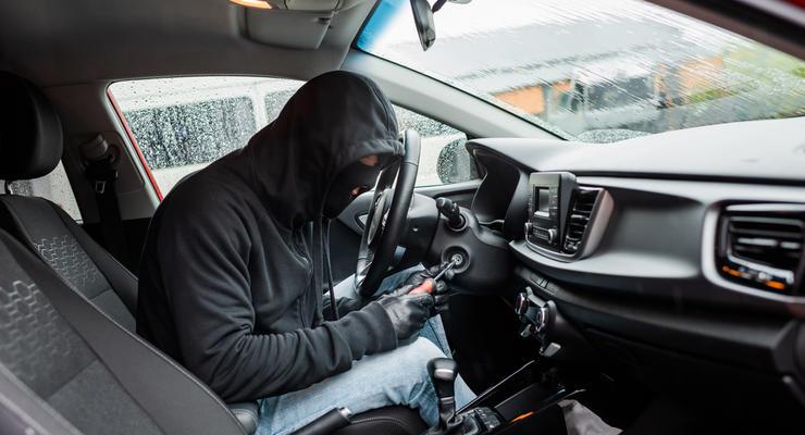 В МВД назвали самые угоняемые марки авто в Украине