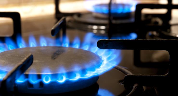 Нафтогаз продлил на октябрь сентябрьские цены на газ