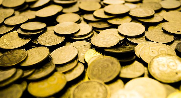 """В """"Приватбанк"""" сдали старых монет на миллионы гривен"""