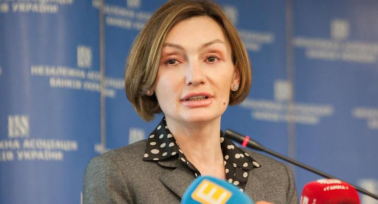 """Рожкова отреагировала на выговор от Совета Нацбанка: """"Цензура дошла до стен НБУ"""""""