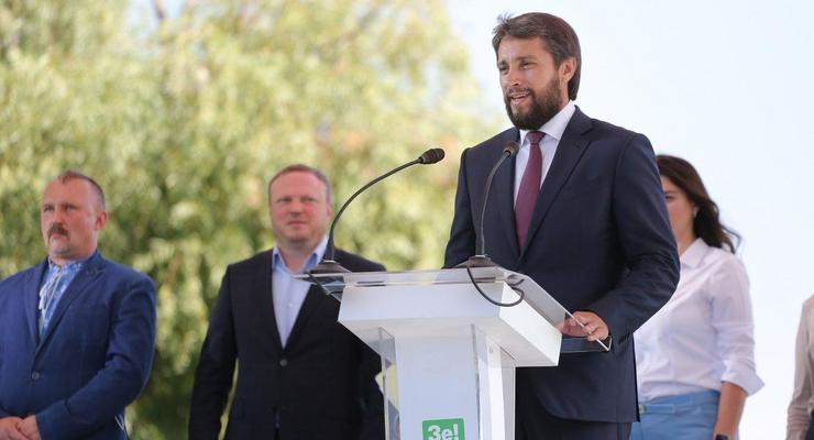 Полиция открыла уголовное дело по факту угроз семье кандидата в мэры Кривого Рога Дмитрия Шевчика